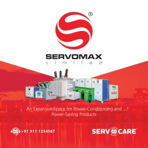 Power conditioning products Servomax Limited