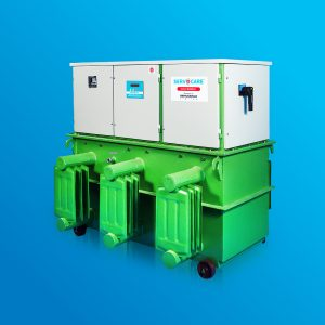 Oil Cooled Servo Voltage Stabilizer-Servomax Limited