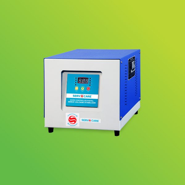 Servomax Limited-Servo Stabilizer Singlephase