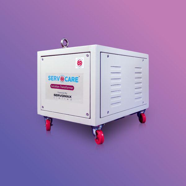 Servomax Limited-Isolation Transformer