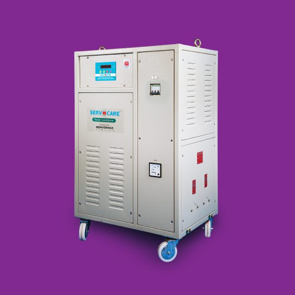 Servomax Limited-Power Conditioner