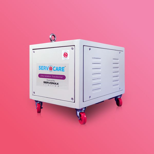 Servomax Limited-ultra isolation transformer